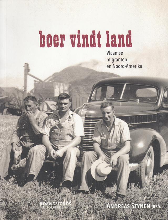 cover Boer vindt land