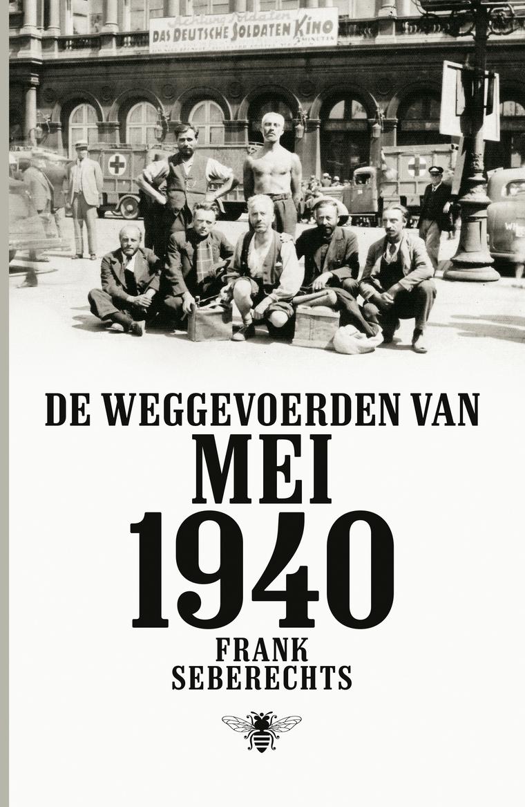 cover de weggevoerden van mei 1940