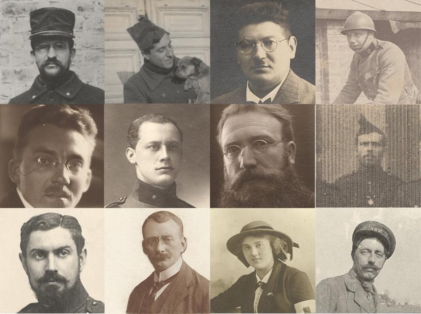 Mensen in de Groote Oorlog