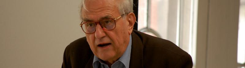 NISE publiceert de intellectuele autobiografie van Miroslav Hroch