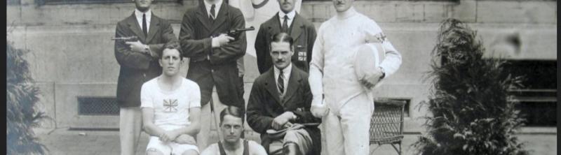 Podcast | De olympische zomer van 1920 in de Lange Leemstraat