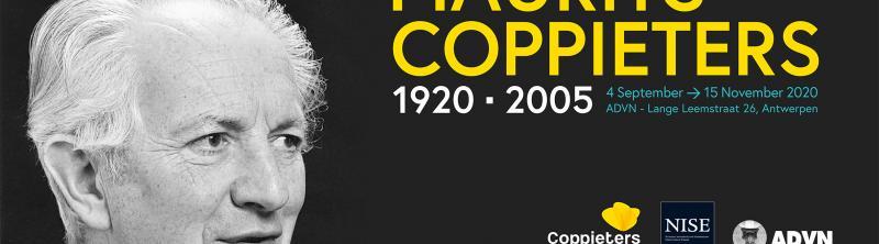 100ste verjaardag van Maurits Coppieters