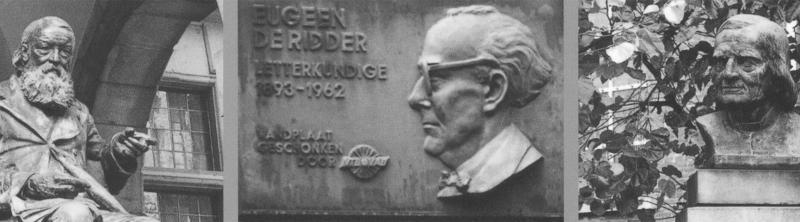 """Tentoonstelling """"Duurzamer dan graniet. Over monumenten en Vlaamse beweging"""""""